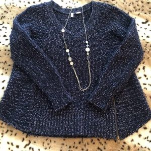 Anthropologie Moth Thick Pullover Sweater Size S